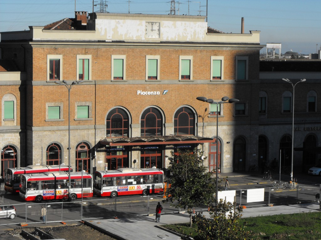 piazzale marconi stazione ferroviaria