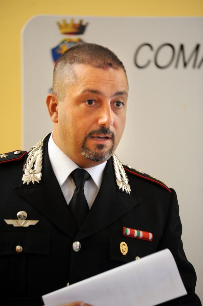 Il capitano Rocco Papaleo