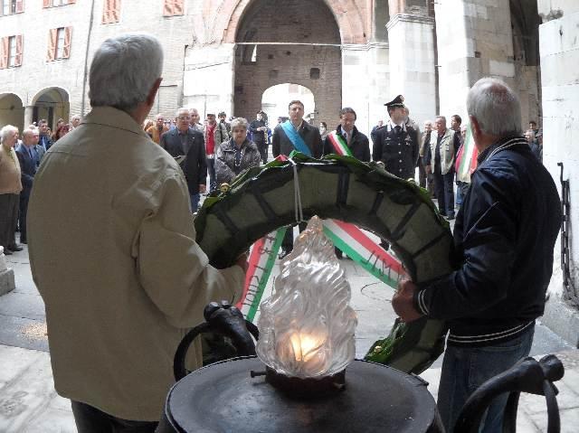 Una celebrazione delle vittime del lavoro a cura dell'Anmil