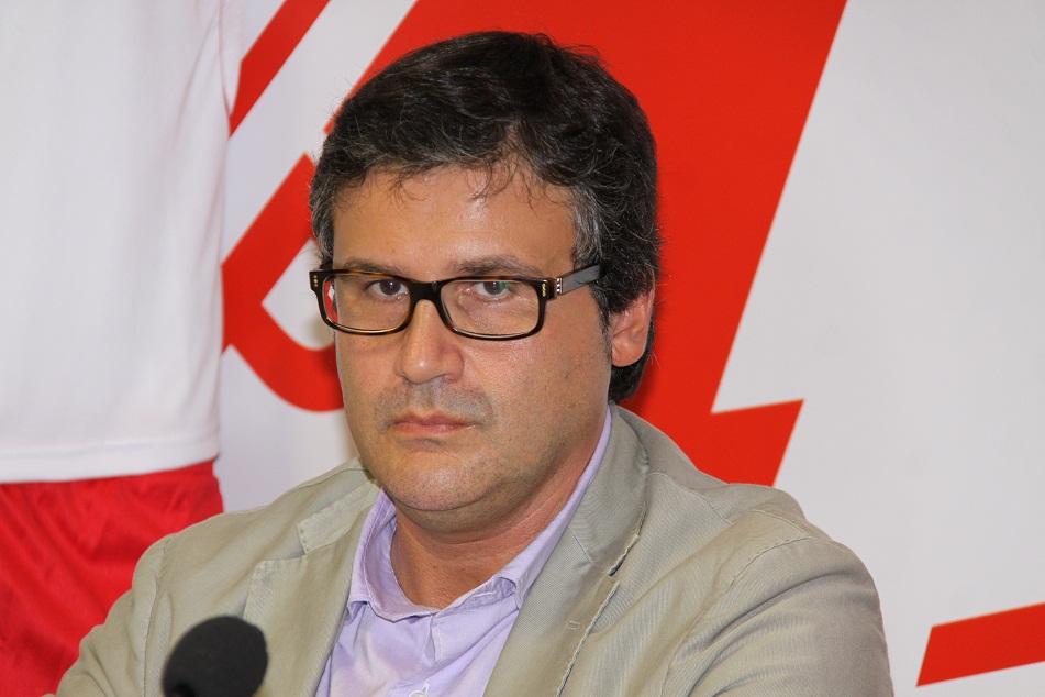 Marco Gatti, presidente della Lupa