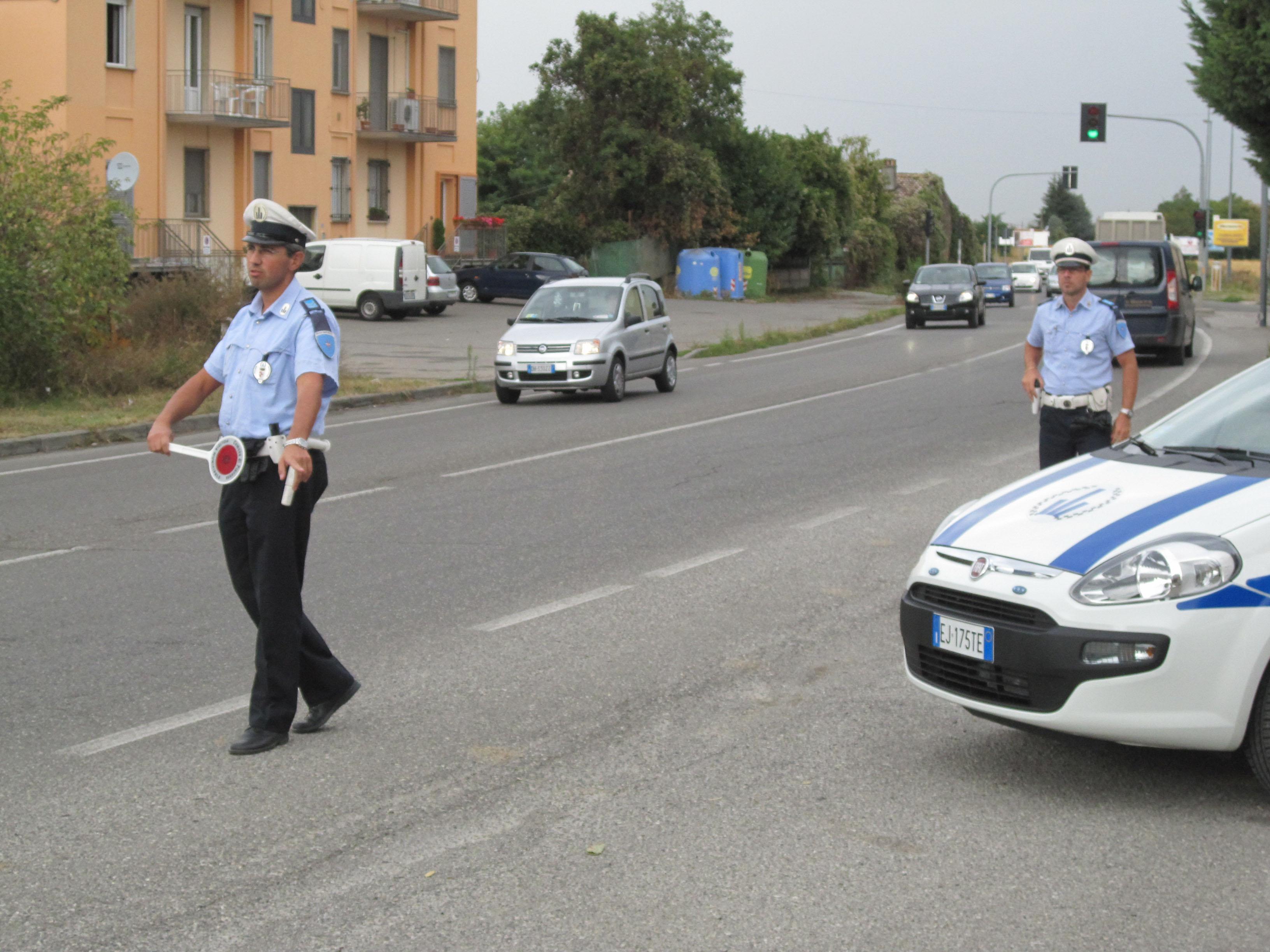 controlli polizia municipale vigili urbani