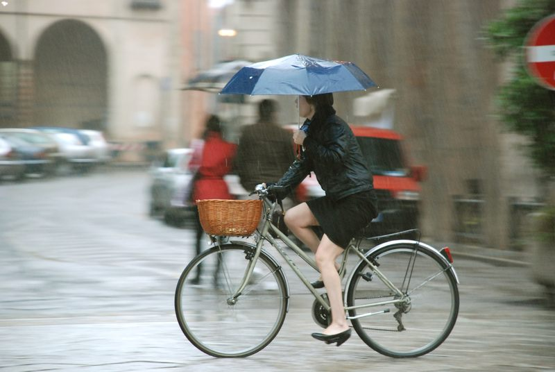 pioggia autunnale maltempo