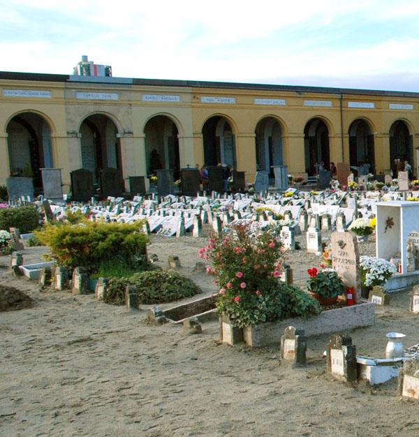 """Mario Cravedi, presidente Anpi: """"Una sezione del cimitero dedicata ai partigiani"""""""