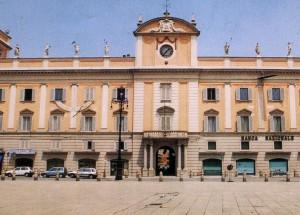 Palazzo del Governatore, sede della Camera di Commercio di Piacenza