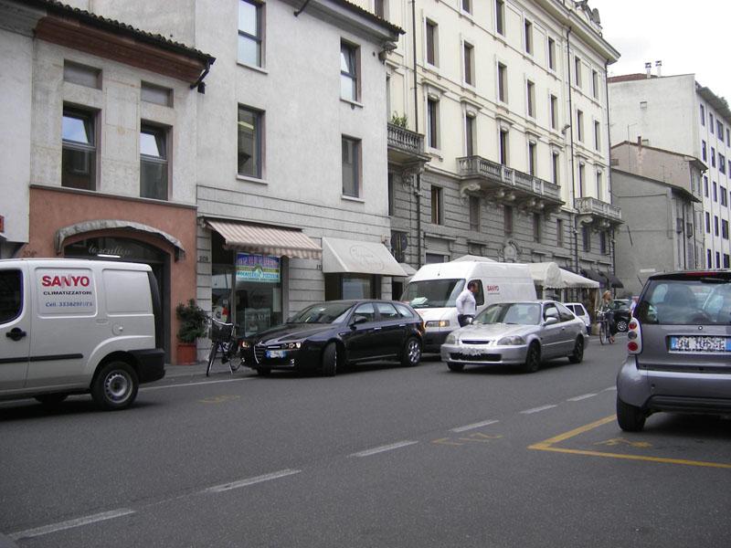 Ciclabile Corso Vittorio Emanuele Piacenza