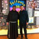 Padre Ibrahim e don Umberto a Roveleto