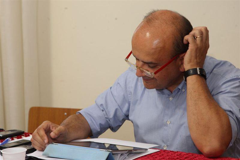 Paolo Dosi sindaco preoccupato