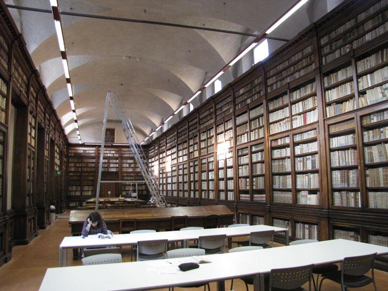 biblioteca passerini landi