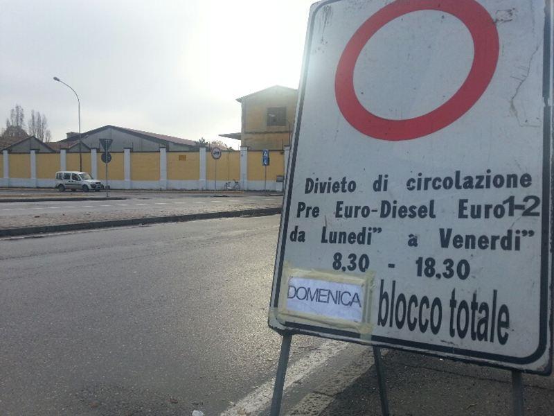 Torino. Ecco tutte le limitazioni al traffico per fermare lo smog
