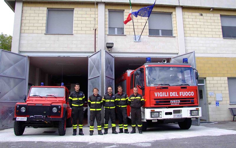 vigili del fuoco caserma bobbio 01