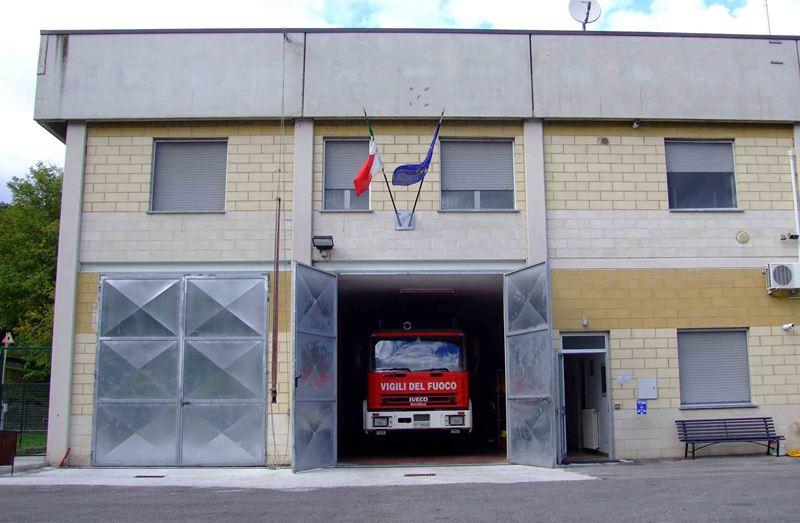 vigili del fuoco caserma bobbio 02