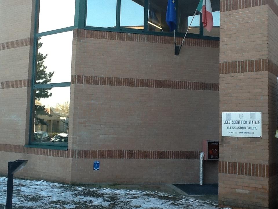 Castelsangiovanni, 140 studenti hanno scelto il liceo