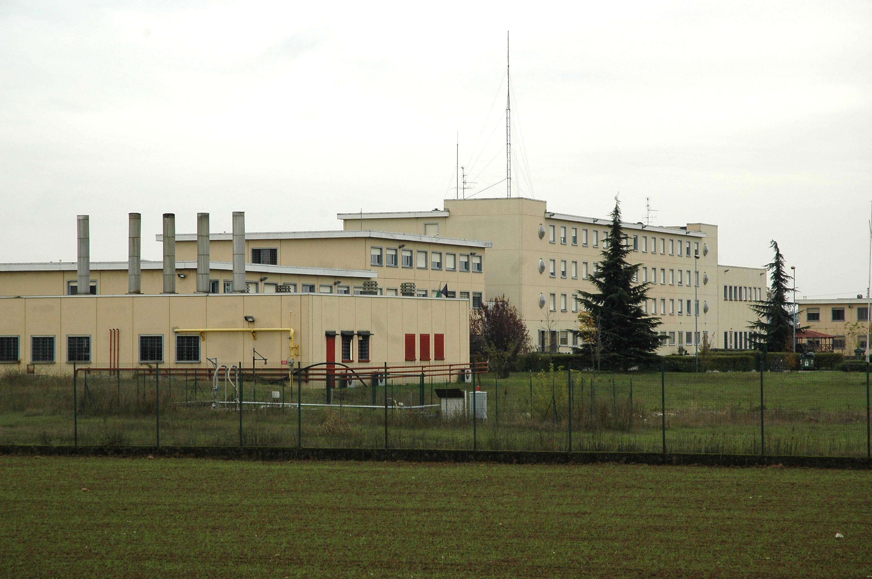 Il carcere delle Novate