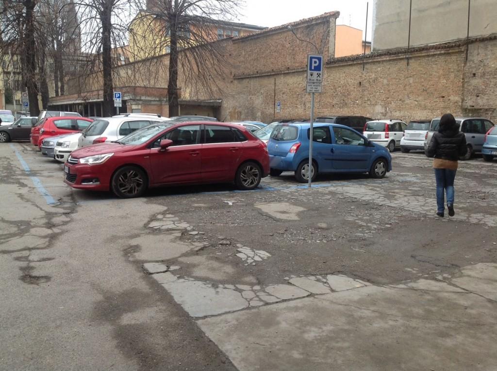 Parcheggio San Vincenzo