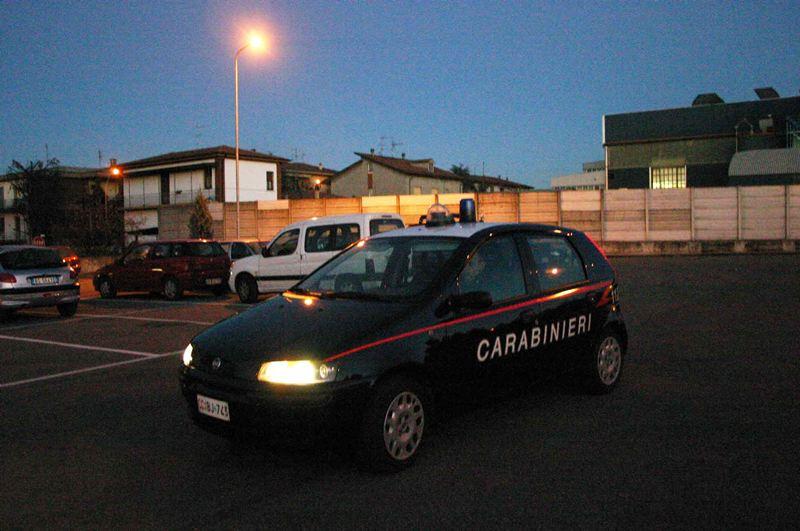 carabinieri notte 03
