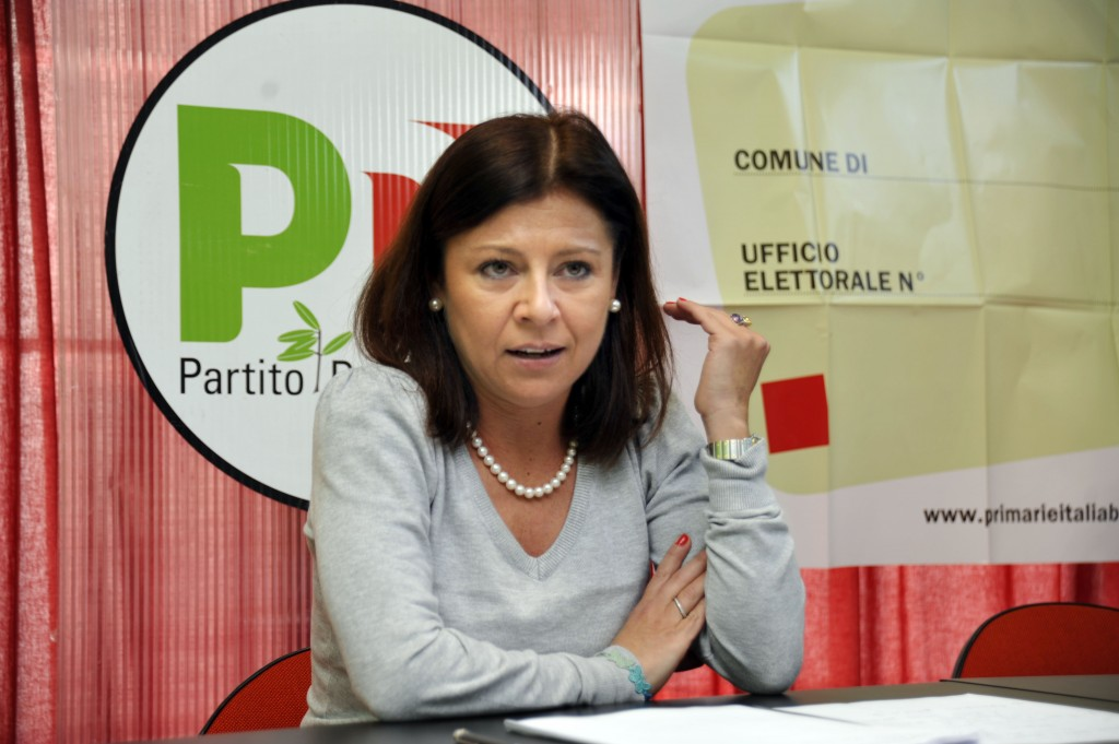 Camera dei deputati paola de micheli eletta for Deputati del pd