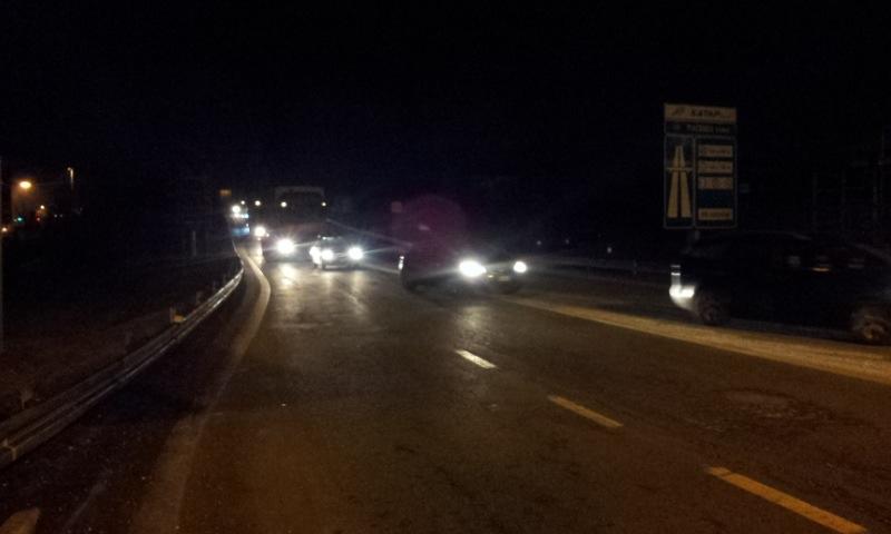 Incidente all'ingresso autostradale di Sant'Antonio