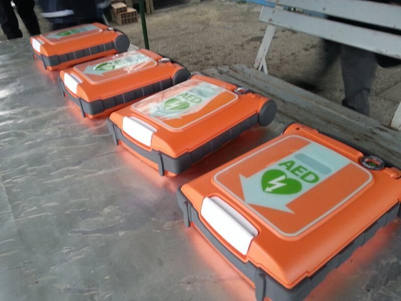 """""""Liberalizziamo il defibrillatore"""": Progetto Vita scende in campo con gli studenti"""