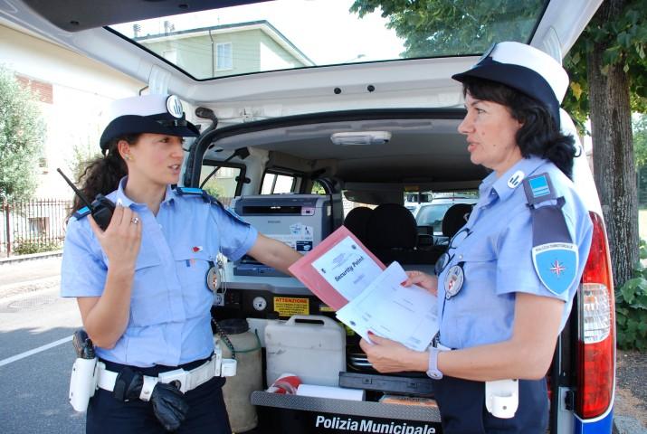 Polizia Municipale - controlli