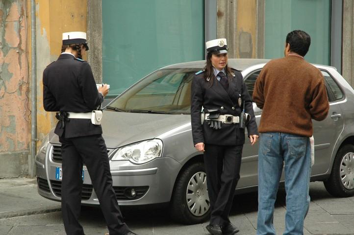 Polizia Municipale - multe