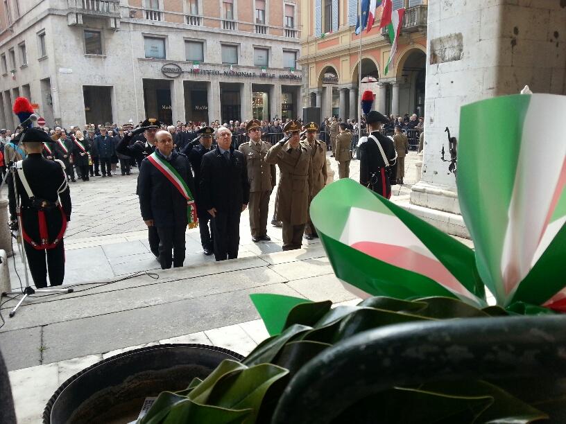 Caduti e dispersi di tutte le guerre, oggi la commemorazione