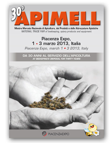 """A Piacenza Expo profumo di primavera con """"Apimell, Seminat e Buon vivere"""""""