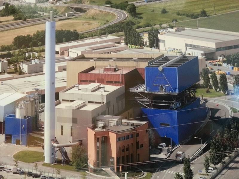 Il termovalorizzatore di Piacenza