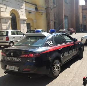 Carabinieri davanti alla Procura