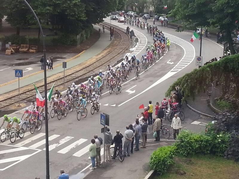 Giro d'Italia venerdì nel Piacentino: potenziato il sistema di emergenza