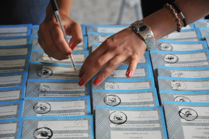 Domani si vota. Lunedì spoglio in diretta su Liberta.it e Telelibertà