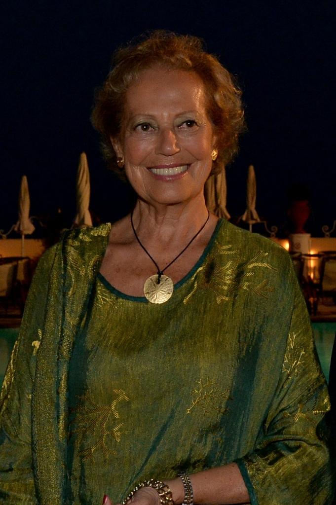 Donatella Ronconi, presidente di Editoriale Libertà