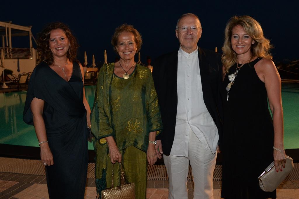 Enrica Prati, Donatella Ronconi, Pierluigi Magnaschi, Nicoletta Bracchi