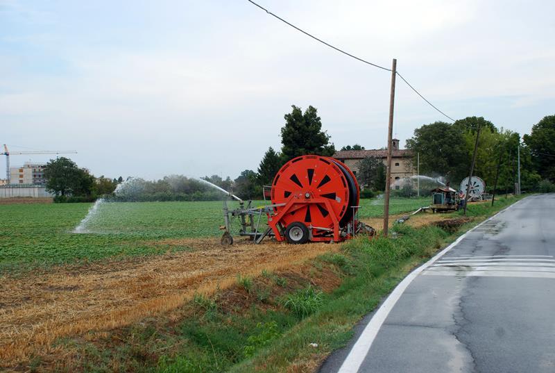 Irrigazione dei campi
