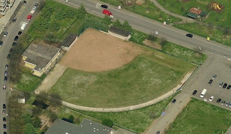 Campo da baseball di via Foresti