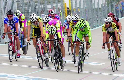 ciclismo su pista