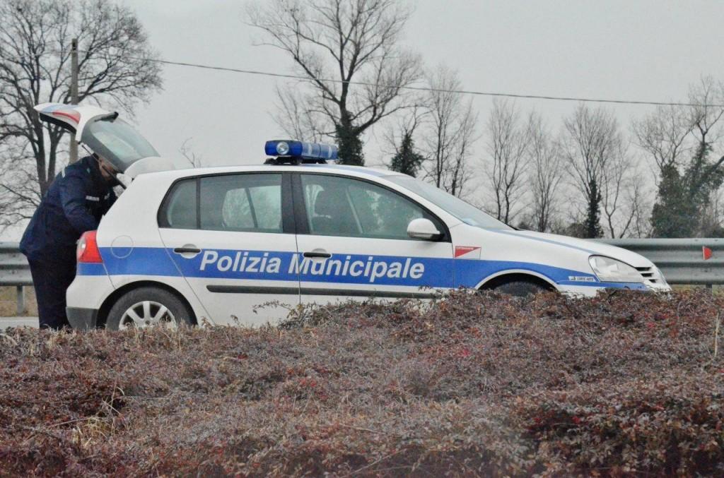 Controlli dei Vigili Urbani, Polizia Municipale