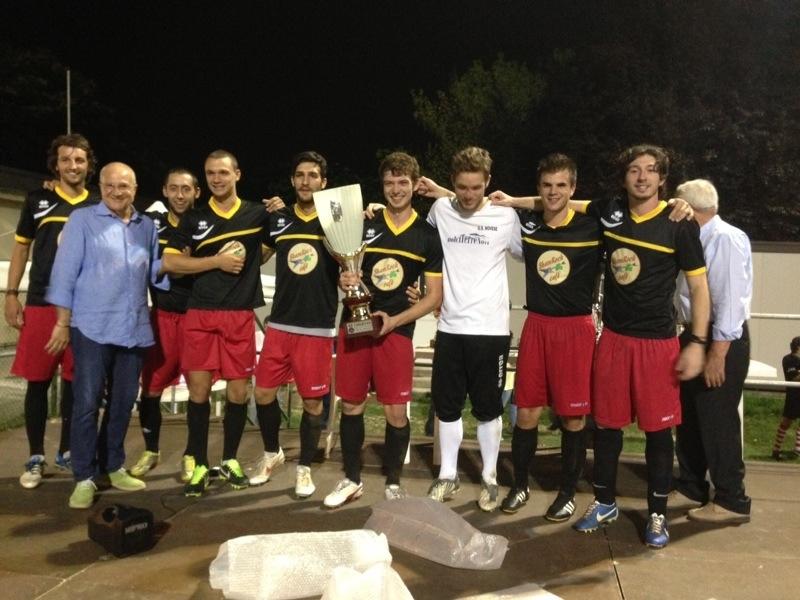 Shamrock Café trionfa al torneo Libertas: sconfitto Il Covo Curva Nord per 3-2