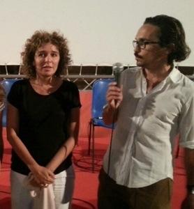 """Bobbio film festival, folla al debutto, Golino: """"Magari un film con Bellocchio"""""""
