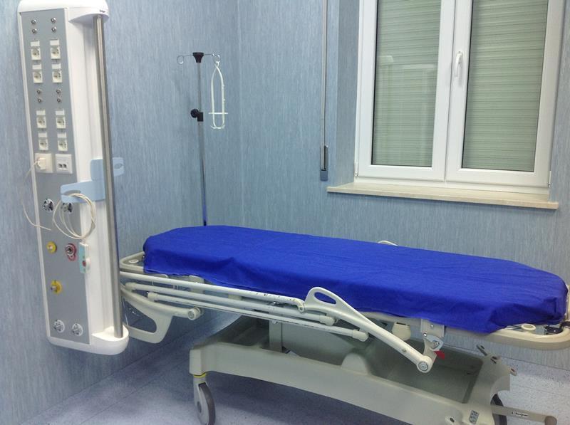 Inaugurazione nuove sale operatorie all'Ospedale di Castelsangiovanni