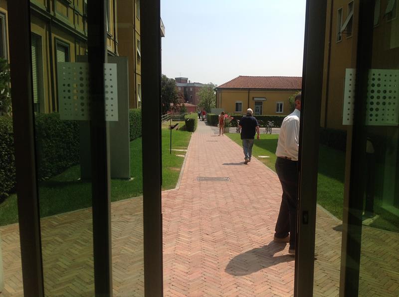 Inaugurazione nuovo ingresso all'Ospedale di Castelsangiovanni