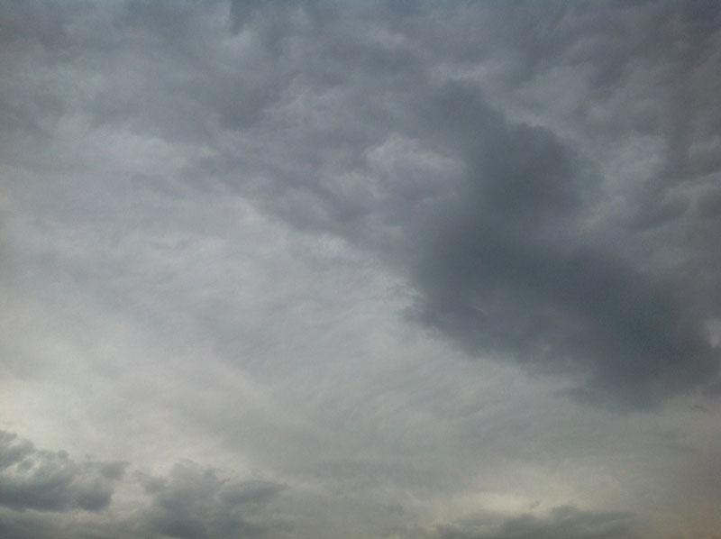 Meteo - Tempo nuvoloso