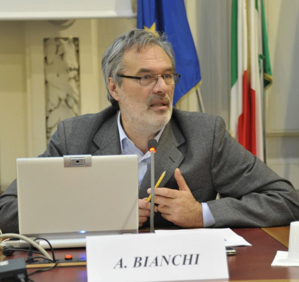 Andrea Bianchi, direttore generale Ausl Piacenza