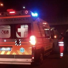 Furgoncino pirata a Gossolengo: falciato un giovane ciclista