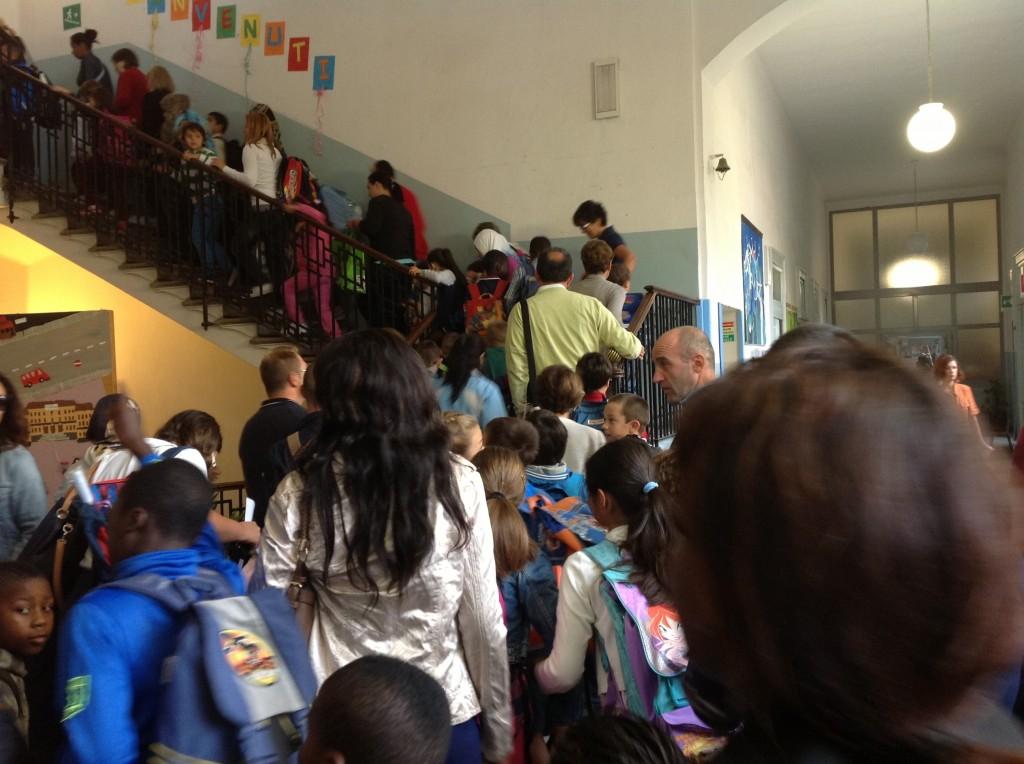 Primo giorno di scuola per 35mila studenti piacentini