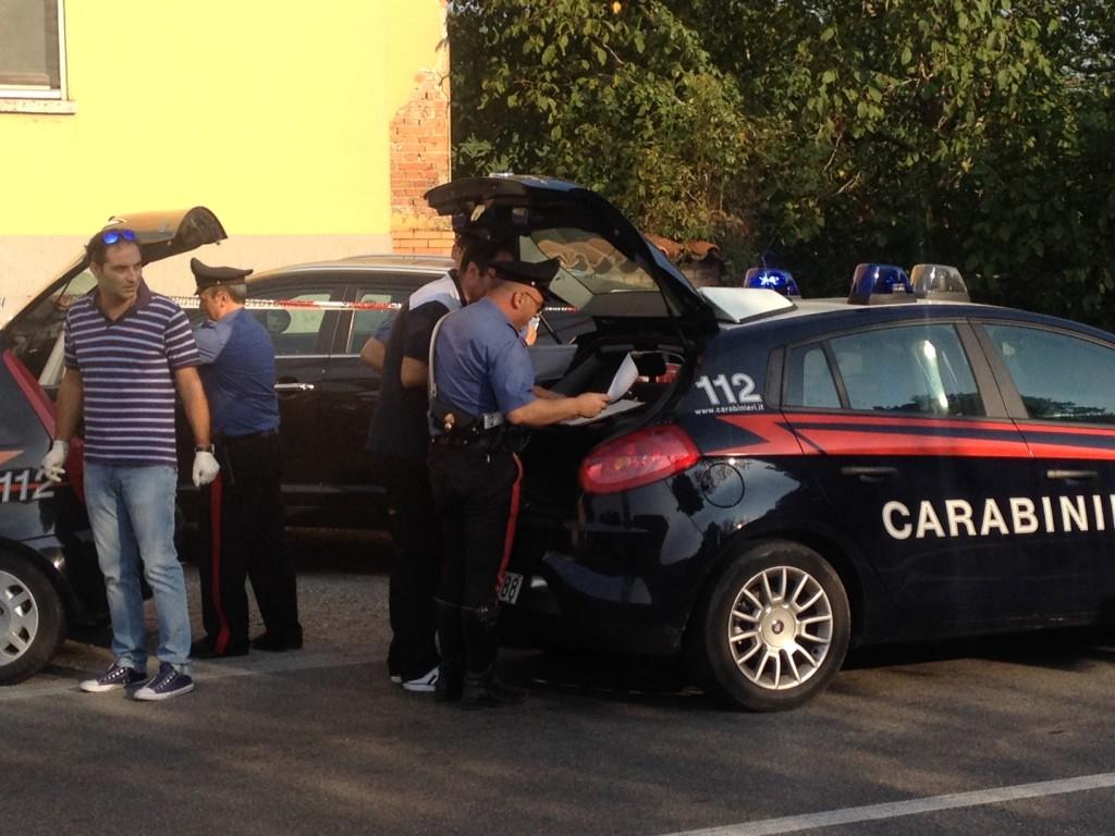 Omicidio a Castelvetro