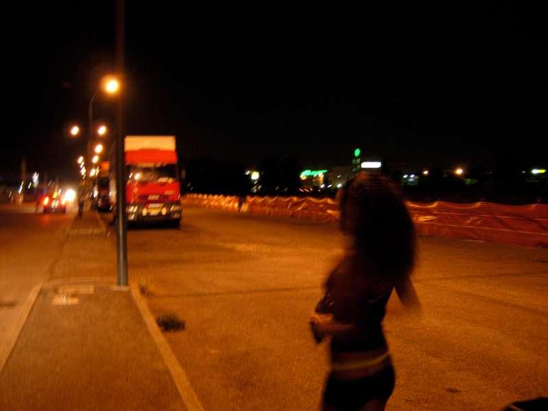 Prostituzione sulla Caorsana
