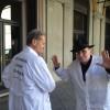 &#8220;Un fantasma a Palazzo Mercanti&#8221;<br />Gli esperti chiedono di indagare