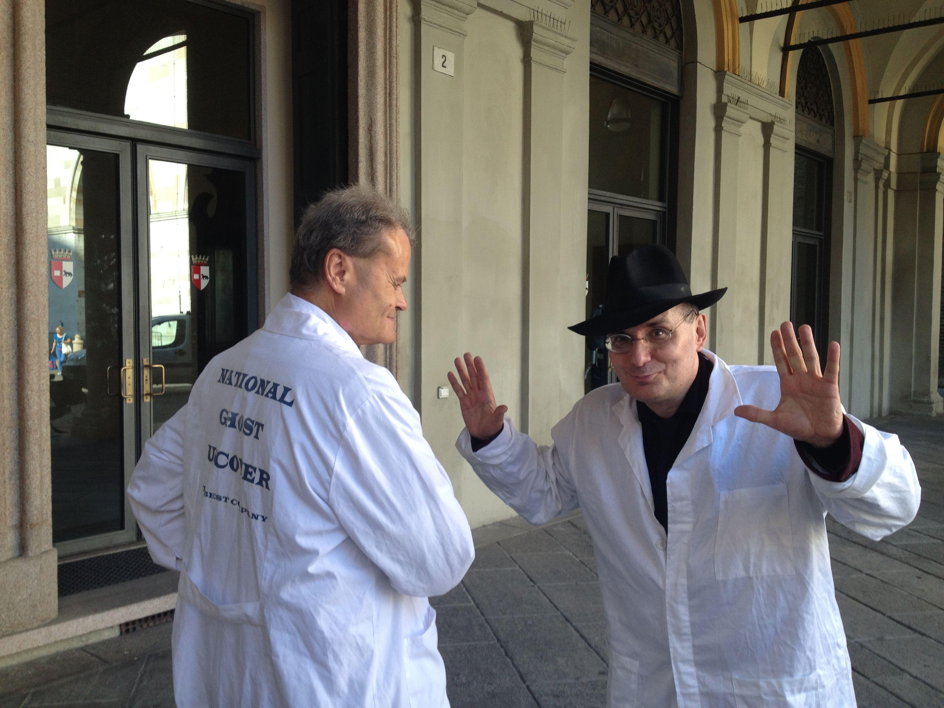 &#8220;Un fantasma a Palazzo Mercanti&#8221;<br>Gli esperti chiedono di indagare
