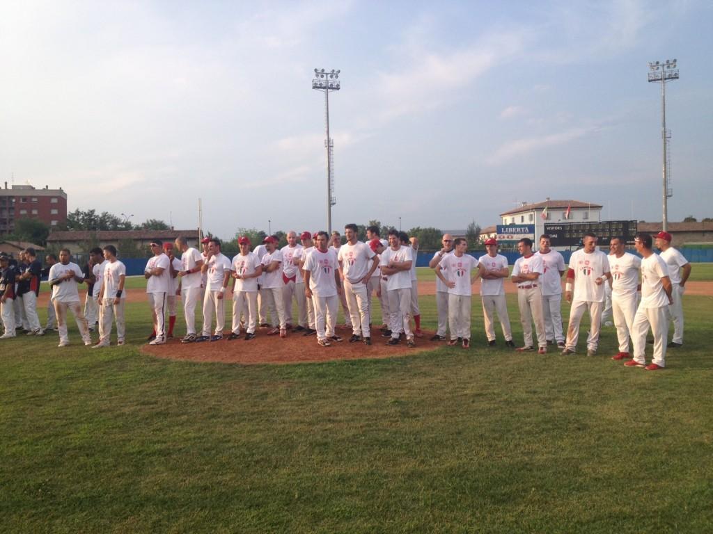 Rebecchi Nordmeccanica Baseball - Finale scudetto