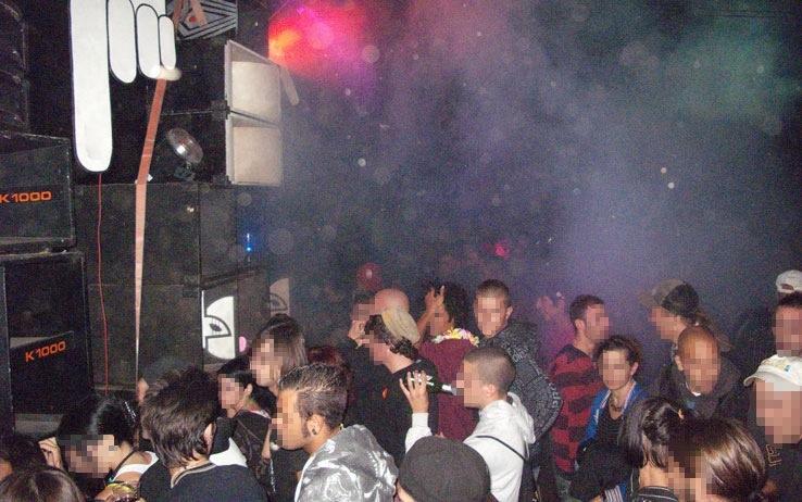 Piacentini al rave party di Zeme: irrompono i carabinieri